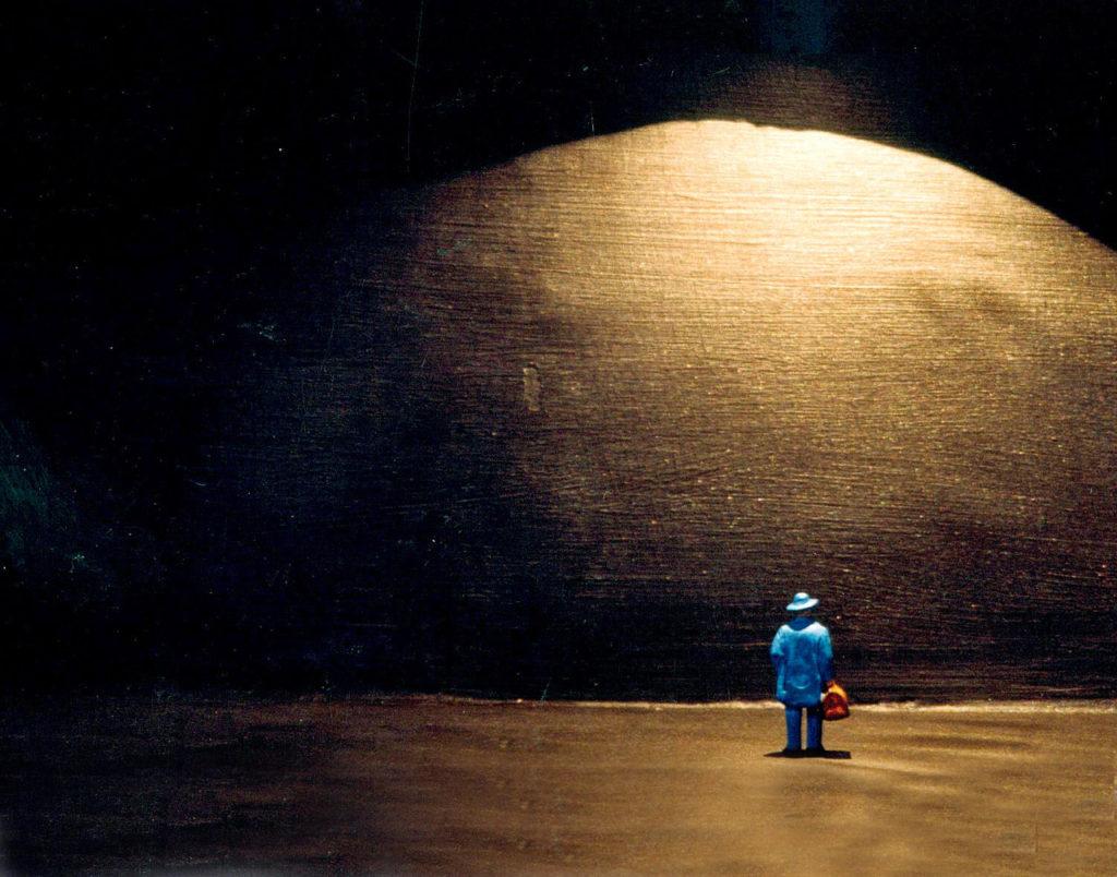 Caja objeto. 26 x 16 x 14 cm. 2001
