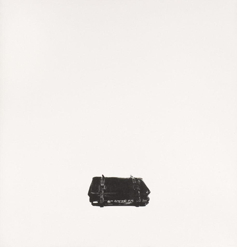 Litografía. 46 x 46 cm. 2007