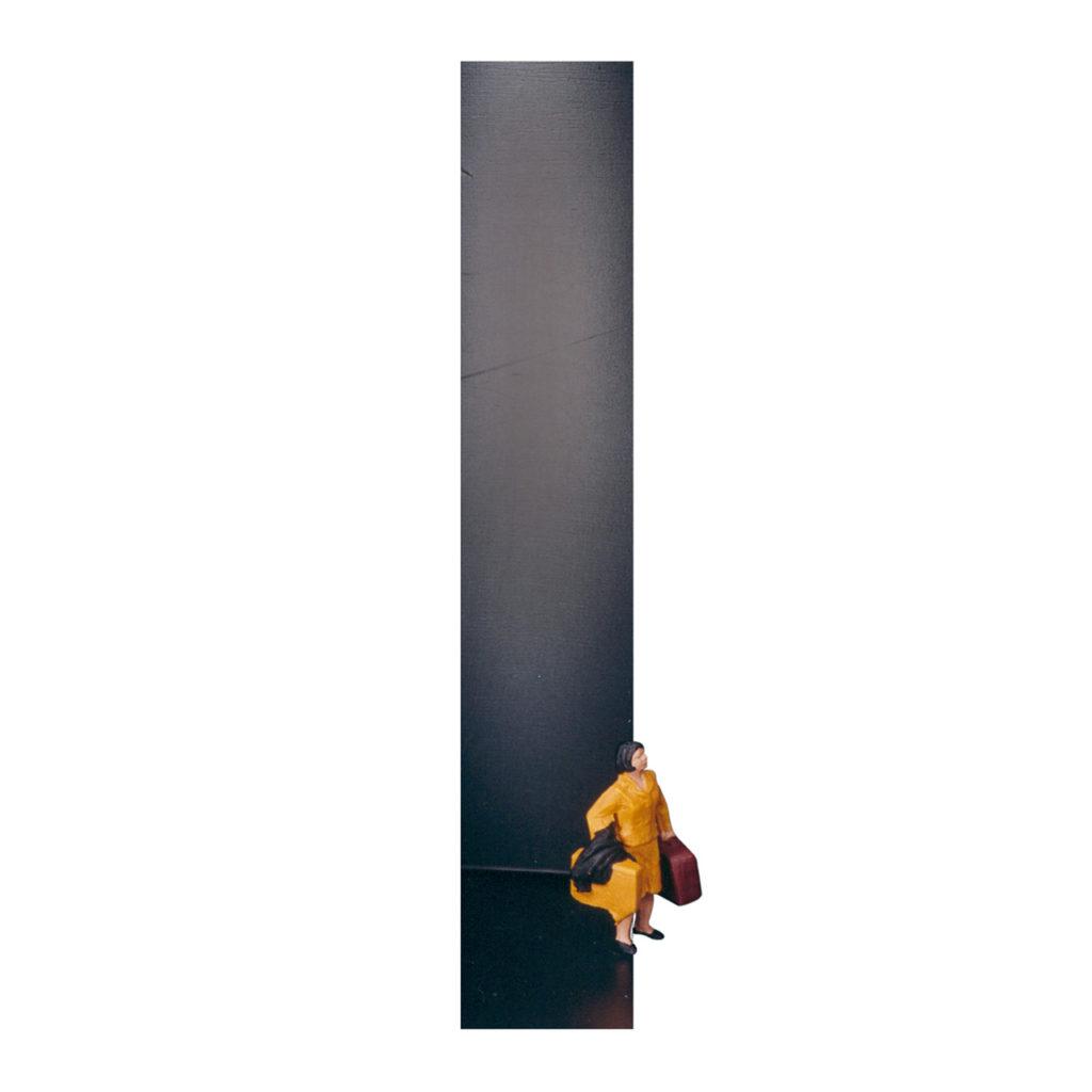 Fotomontaje digital. 20 x 20 cm. 2002